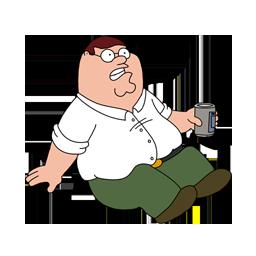Peter Sitting