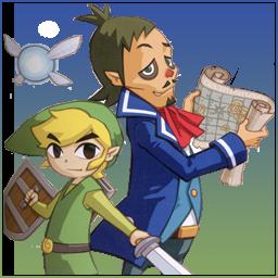 Link & Captain Lineback