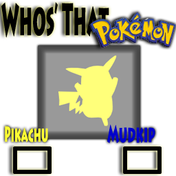 Who's That Pokemon?!
