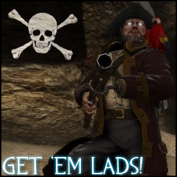 Pirate Motivational Spray