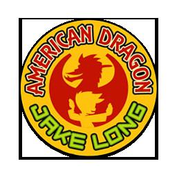 American Dragon Jake Long Logo