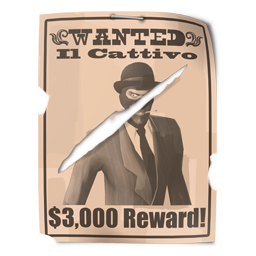 Wanted Il Cattivo Spray preview