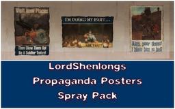 Shens Propaganda Poster Sprays Spray preview