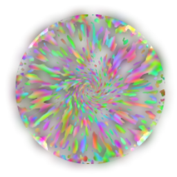 Rainbow Swirl-y