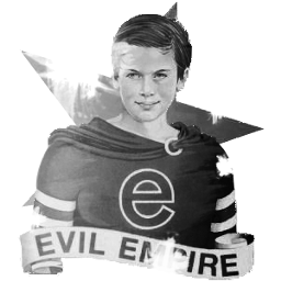Evil Empire Poster
