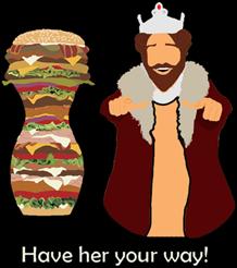 lol burger king