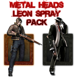 Metal-Head's Leon Spray Pack preview
