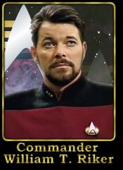 Cr. William T. Riker