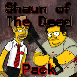 Shaun of The Dead Pack
