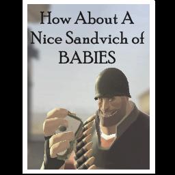 A Nice Sandvich of Babies