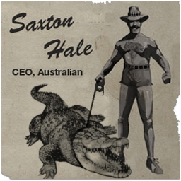 Saxton Hale - Australian CEO