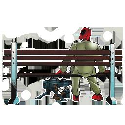 Deadpool Gump
