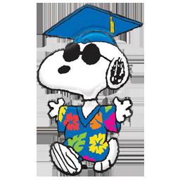 Joe Cool Graduate