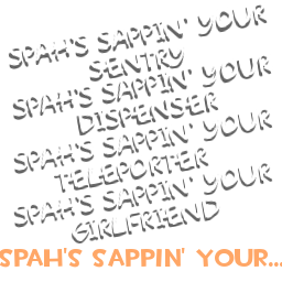 Spah's Sapping Your... Spray preview