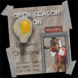 Spawn Chicken preview