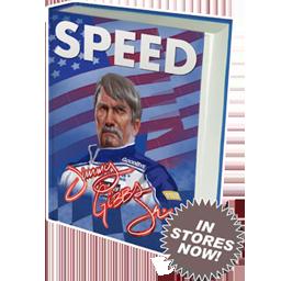 SPEED by Jimmy Gibbs Jr.