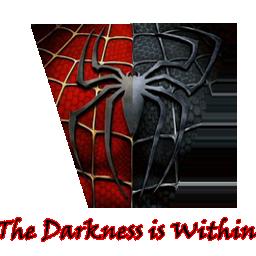 Red/Black Spidey Symbol
