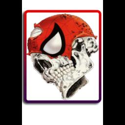Spiderman Skull