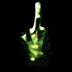 The Zombie's Hand... 4 Sprays