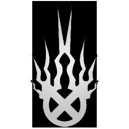 Static X logo