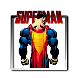 Superman [transparent]