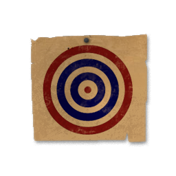 Huntsman Paper Target