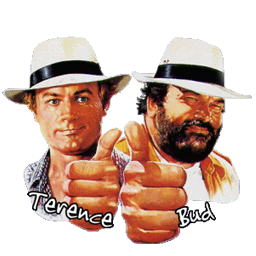 Bud pencer & Terence Hill