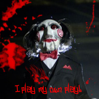 I play my own play!