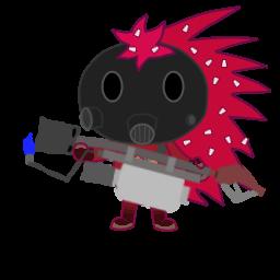 Flaky the Pyro