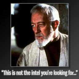 Obi Wan's intel Spray preview