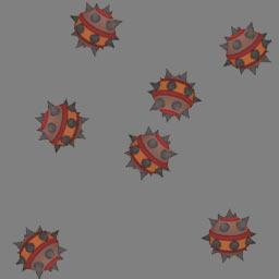 Stickybombs (Red) spray
