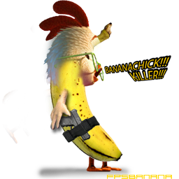 BananaChick Killer!! Spray preview