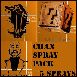 Chan Spray Pack Spray preview