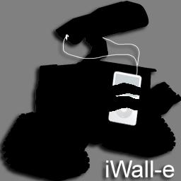 Wall-e Ipod