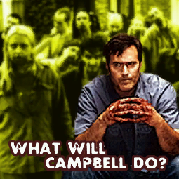 What WILL Campbell Do?