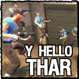 Y Hello Thar