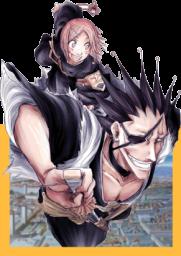 yachiru and zaraki