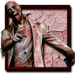 Zombie (Complete with veins!)