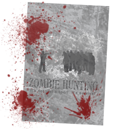 Zombie Hunting Poster