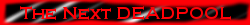 xDeadPoolx avatar
