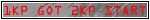 1k Points got 2k points start avatar