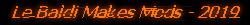 I make cool baldi mods avatar