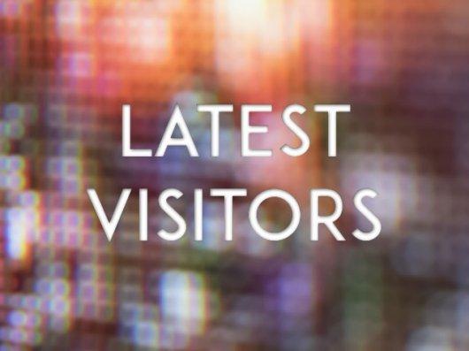 Latest Visitors
