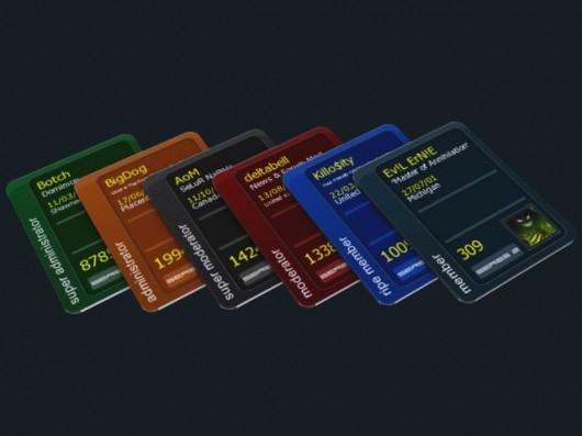 GameBanana Trading Cards