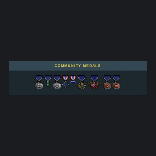 Community Medals