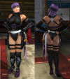 Ayane from DOA 5 over Lucina