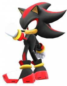 If Shadow (the hedgehog) had a moveset; Concept