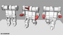 TA-Inspired RTS Unit Concepts