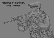 The eyes of Chernobyl soldiers