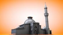 Mosque Concept Art